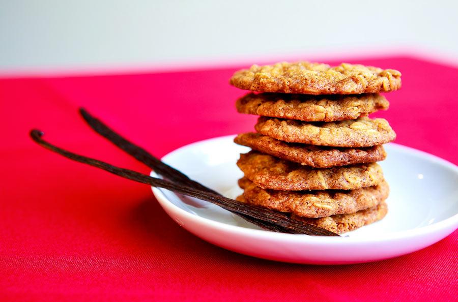 biscotti avena cocco e anacardi