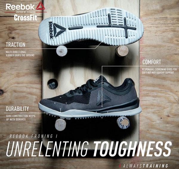 Rich Froning Collection caratteristiche rf1