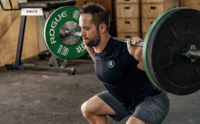 Rich Froning Collection barbell