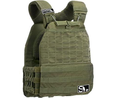 cosa regalare a un crossfitter stamina fitness tactical vest