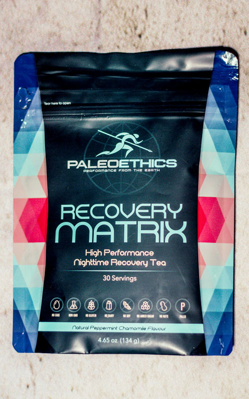 integratori paleoethics recovery matrix