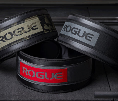 cosa regalare a un crossfitter cintura weightlifting rogue