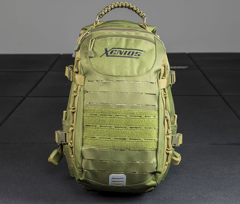 cosa regalare a un crossfitter tactical backpack xenios
