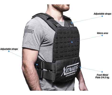 cosa regalare a un crossfitter xenios tactical vest