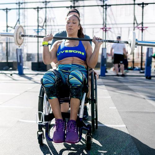 wodapalooza crossfit festival atleta adaptive 2019