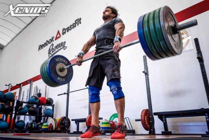 cintura da weightlifting nel crossfit silvino italians wod it better
