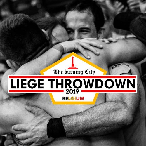 gare crossfit liege throwdown