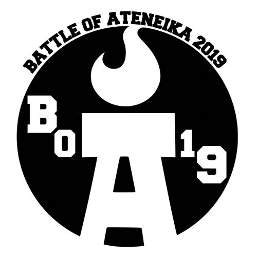 gare crossfit battle of ateneika 2019