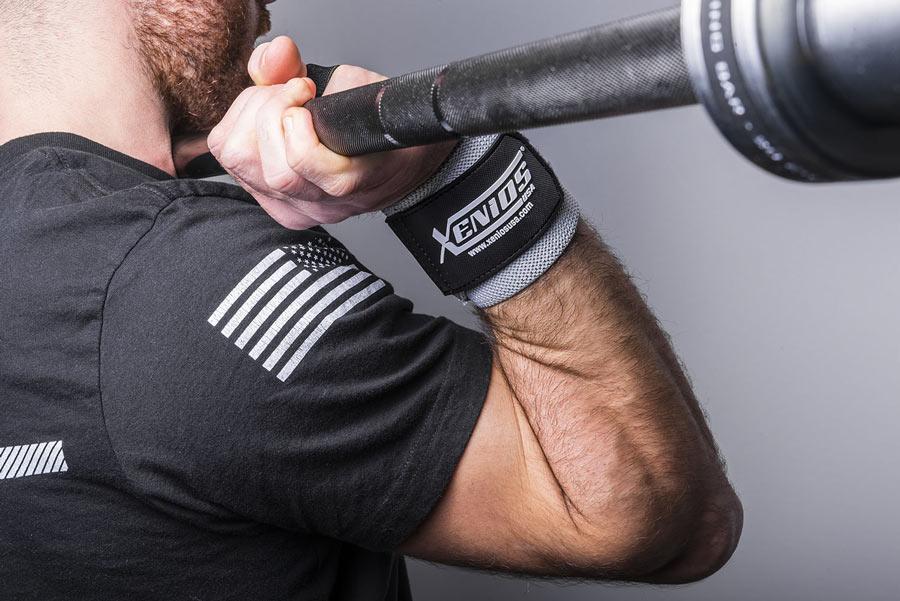 wrist wraps elastiche xenios usa