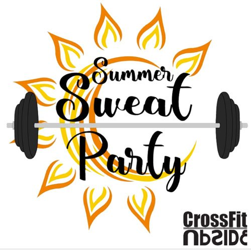 gare crossfit summer sweat party