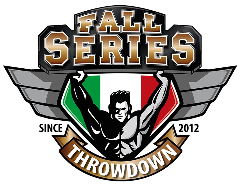 logo fall series throwdown 2019 fall series throwdown 2020