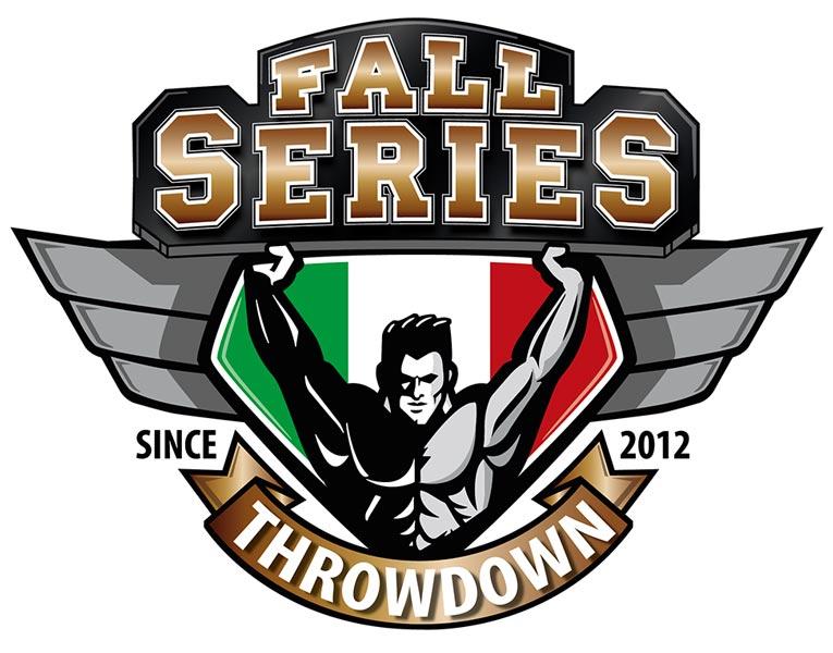 logo fall series throwdown 2019 fall series throwdown 2020