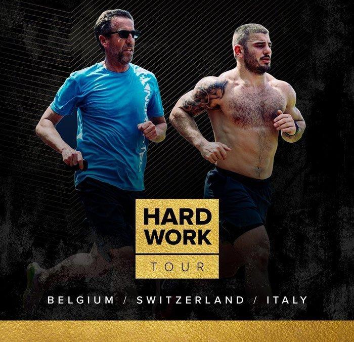 fraser e hinsaw hard work tour workshop italians wod it better