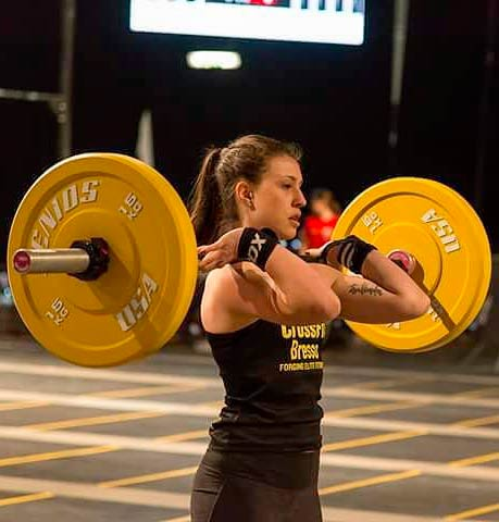jasmine ramaro team italians wod it better