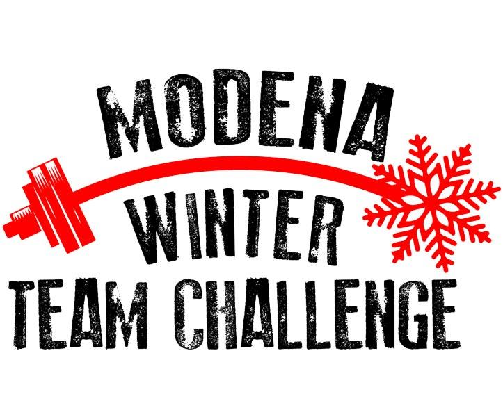 logo competizione modena winter team challenge