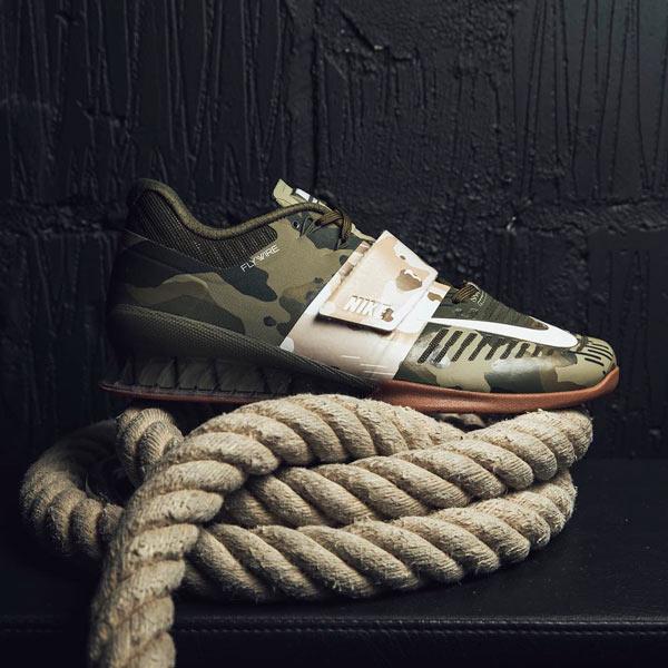scarpe crossfit nike romaleos 3 camo