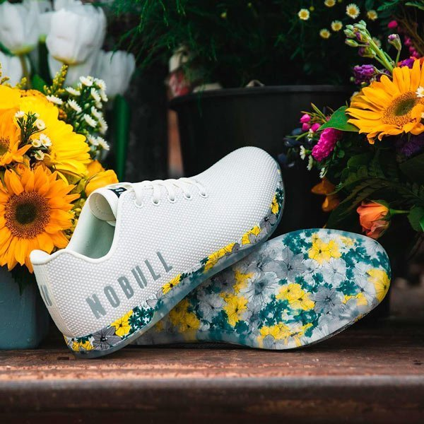 scarpe crossfit nobull trainer floral collection italians wod it better