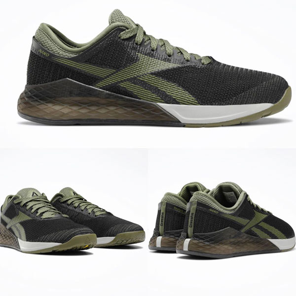 scarpe crossfit reebok nano 9 madison green italians wod it better