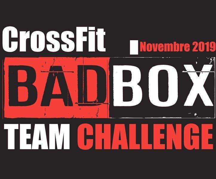 competizione crossfit bad box team challenge