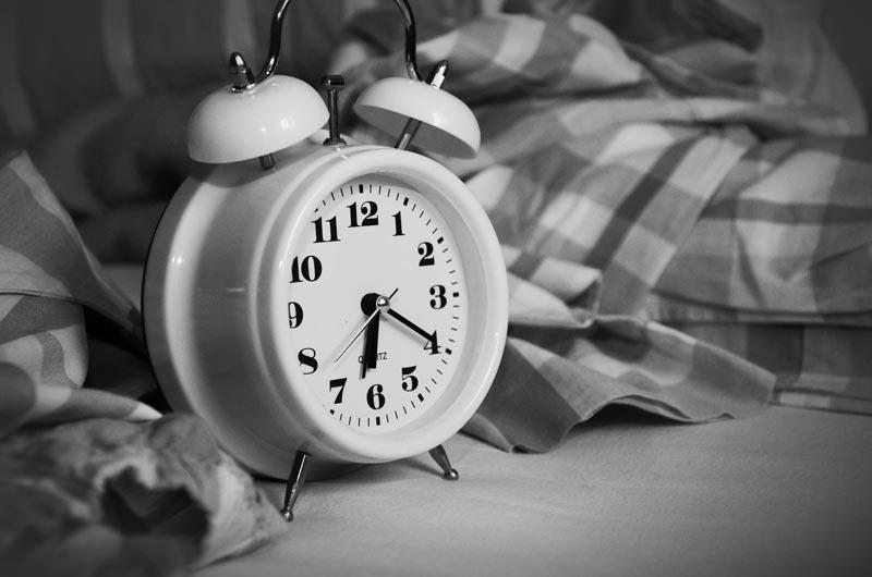 recupero post allenamento con il sonno