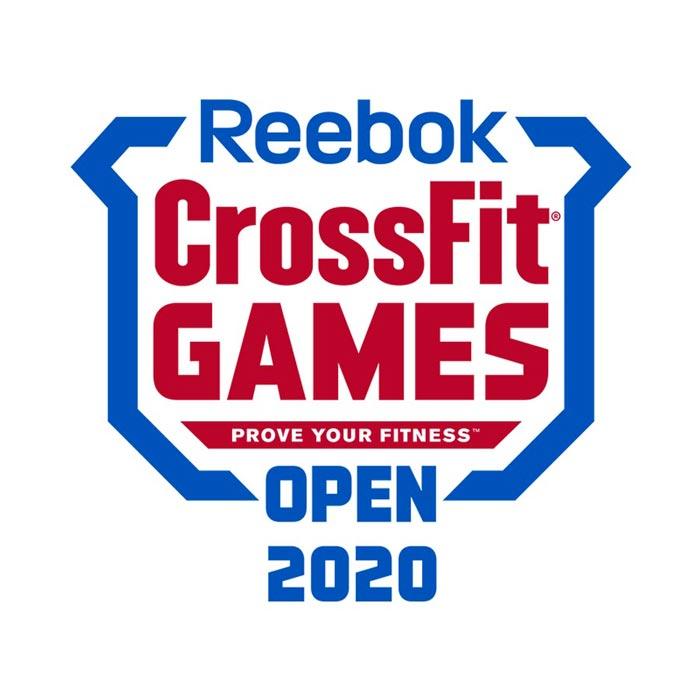 stagione crossfit games 2019 2020 logo games