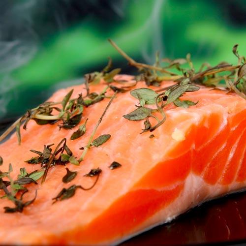 nutrizione crossfit salmone