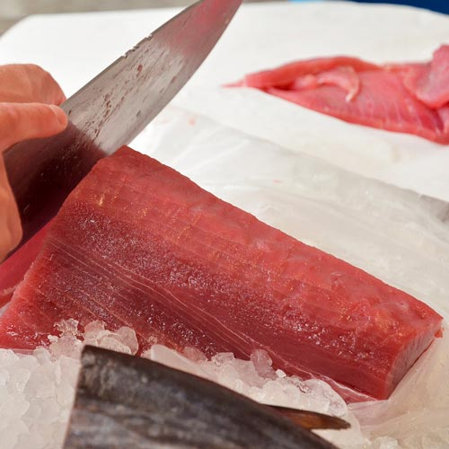nutrizione crossfit tonno