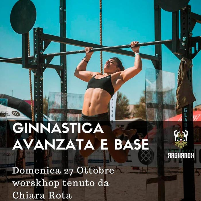 workshop chiara rota crossfit ragnarok italians wod it better