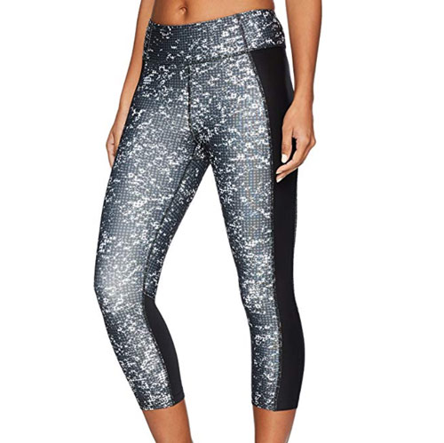 black friday crossfit leggings donna colorati 3/4