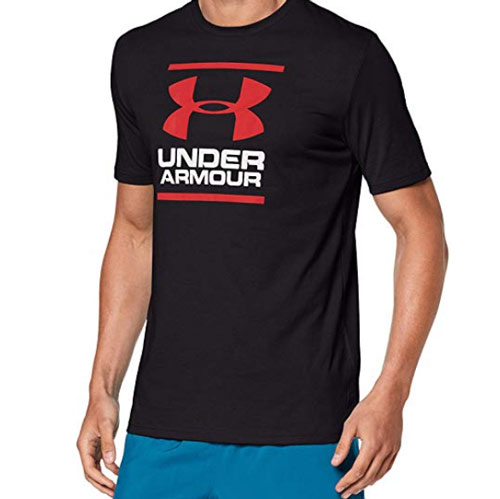black friday crossfit Under Armour maglia logo uomo