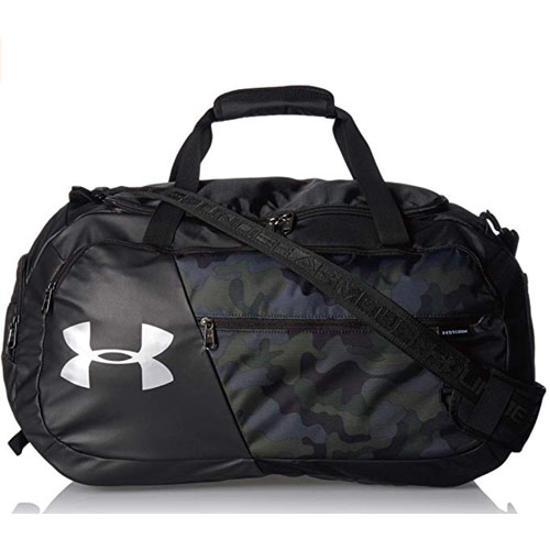 black friday crossfit borsone Under Armour militare