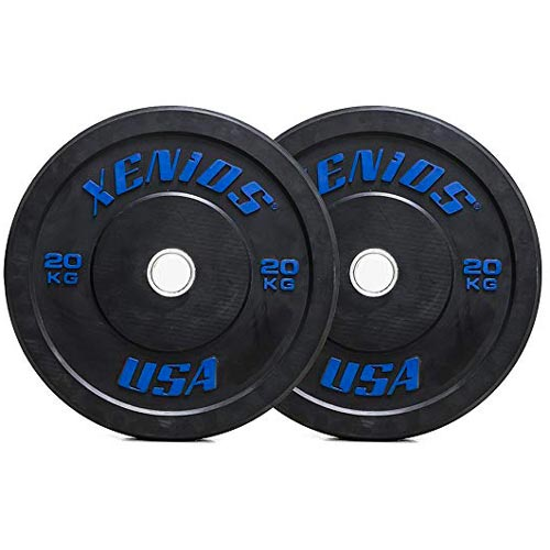 black friday crossfit xenios usa bumper 20 kg