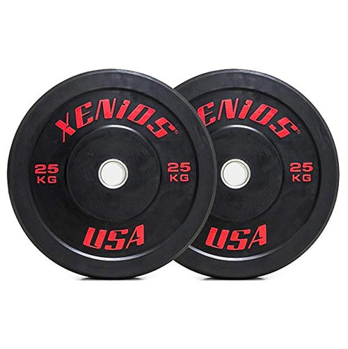 black friday crossfit xenios usa bumper 25kg