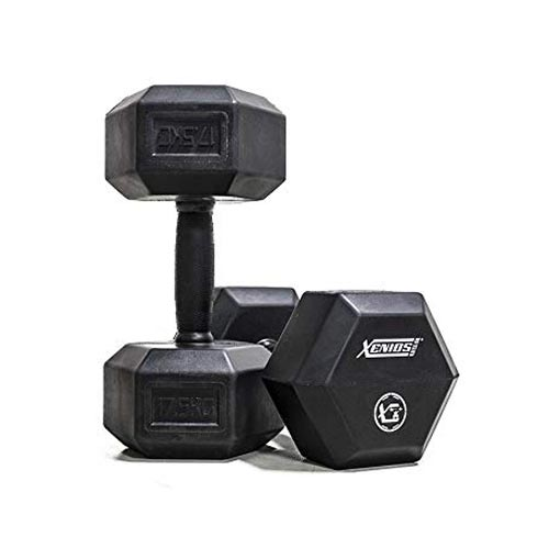 black friday crossfit xenios usa dumbbell 17,5kg
