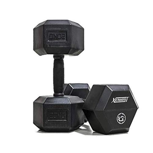 black friday crossfit xenios usa dumbbell 20kg
