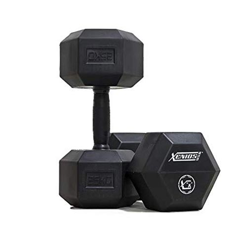 black friday crossfit xenios usa dumbbell 25kg