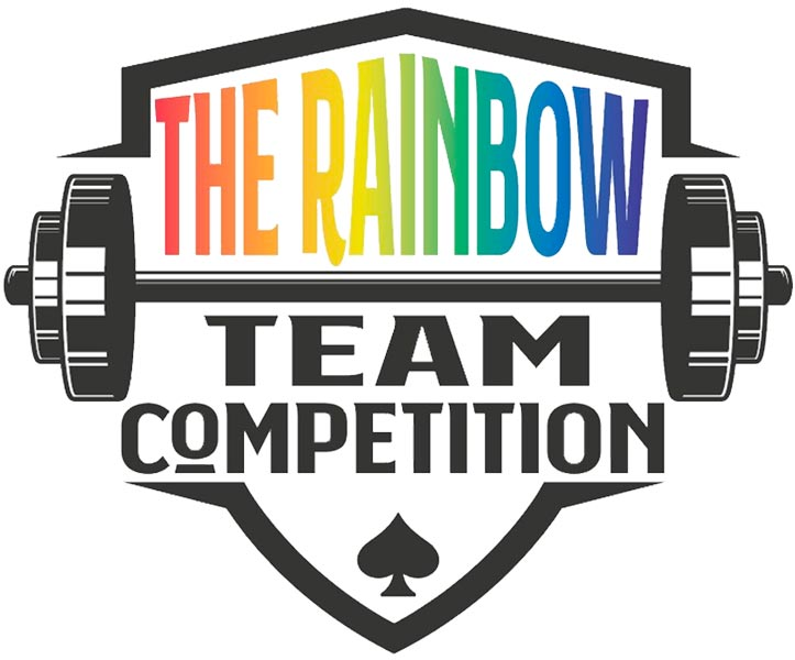 the rainbow team competition