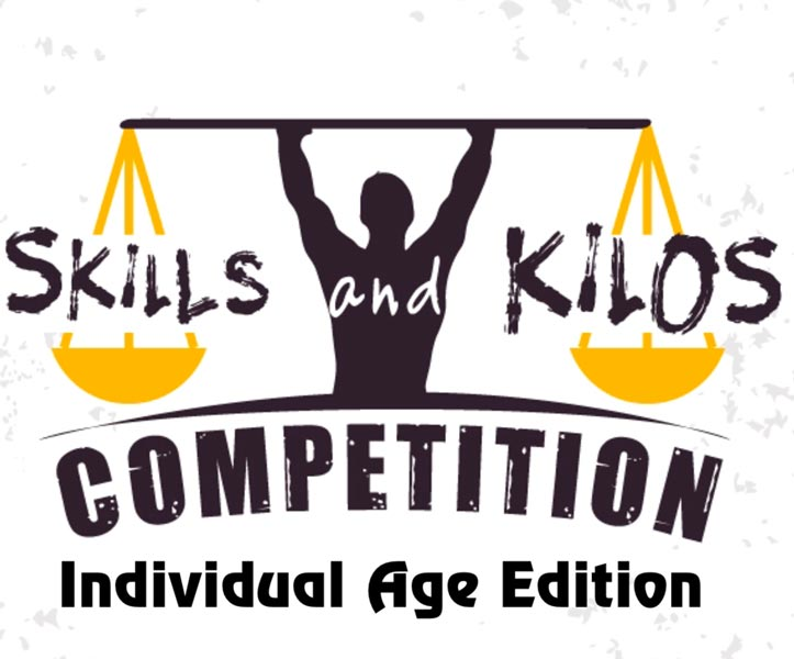 skills and kilos competition individual age edition evento crossfit italians wod it better