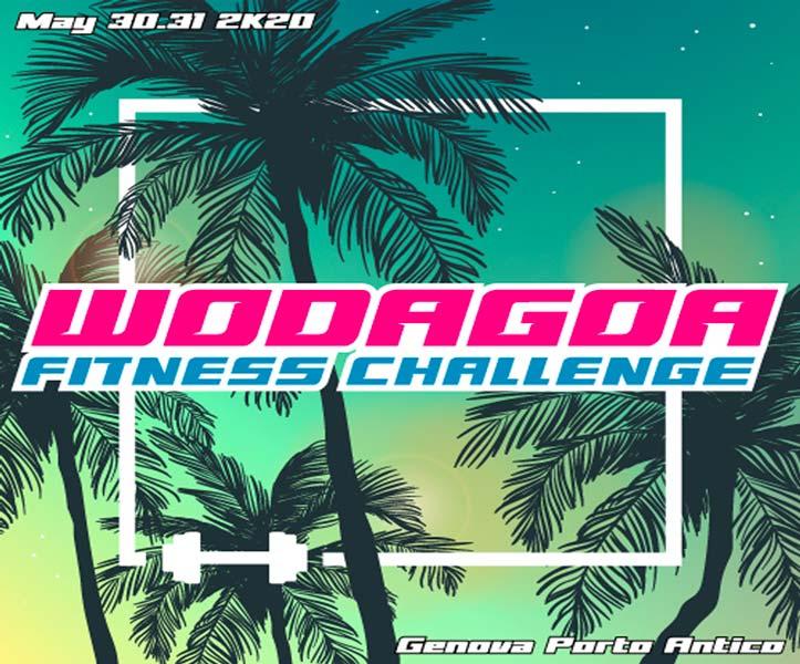 WODAGOA 2020 gara crossfit talia italians wod it better
