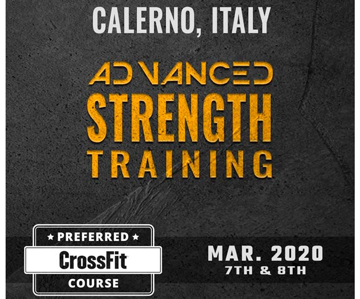 advanced strenght crossfit preferred course italians wod it better blog crossfit italiano