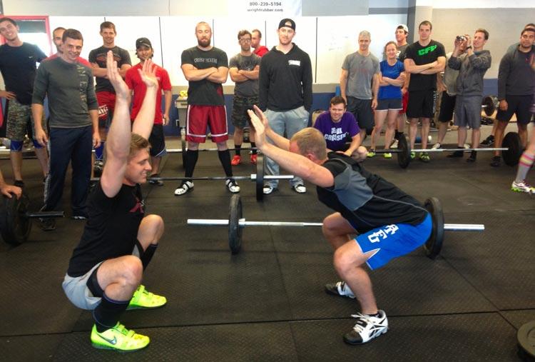 mobility overhead squat come migliorarla