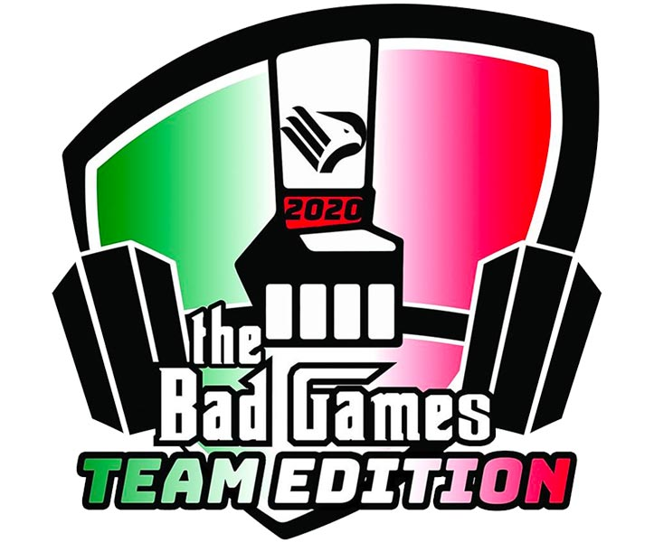 the bad games 2020 competizione crossfit italia 2020 italians wod it better