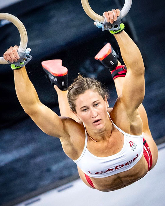 tia clair toomey paracalli crossfit