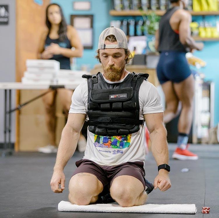 record mondiale 24 ore wod murph Rhapsody CrossFit
