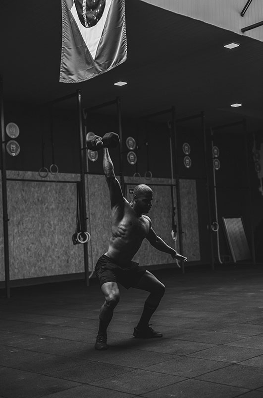 perché fare crossfit allena tutto il corpo
