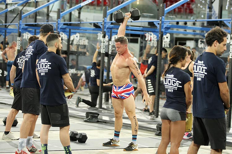 crossfit games 2020 judges