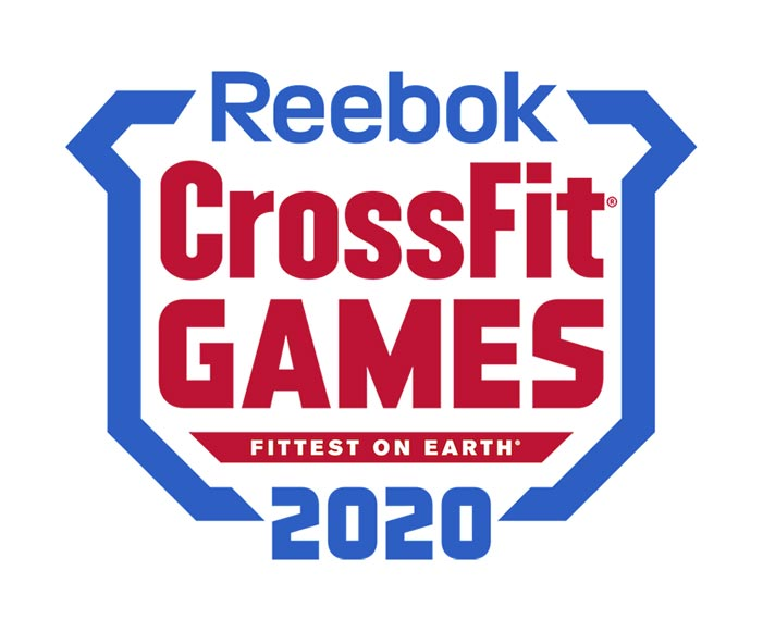 logo crossfit games 2020