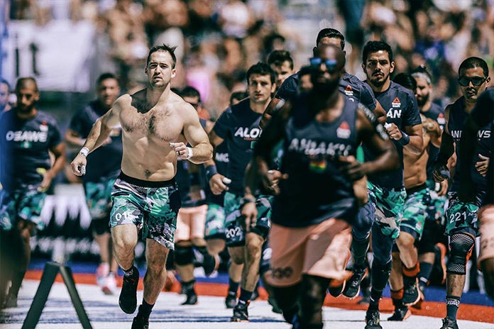 roster crossfit games 2020