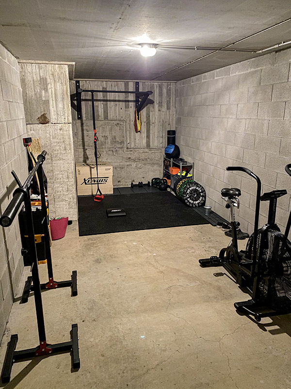 homegym crossfit completa italians wod it better