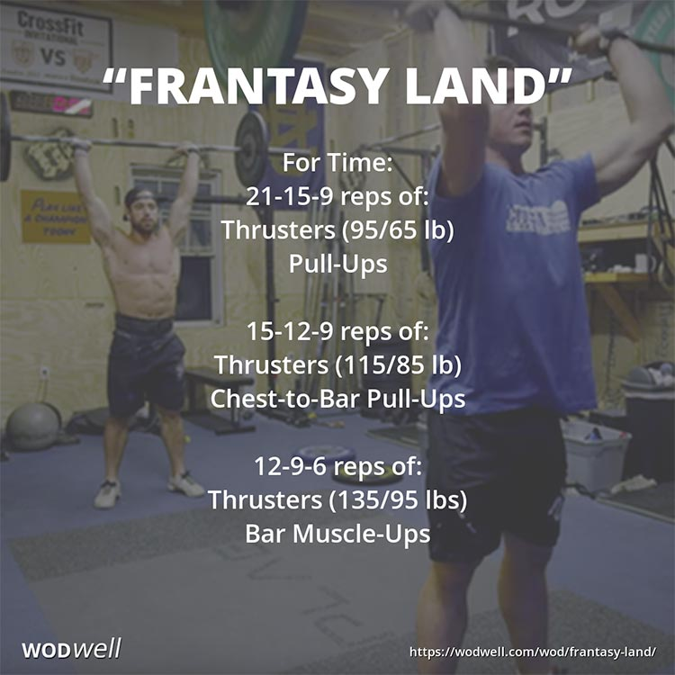 wod frantasy land